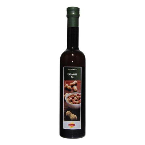 Wiberg - Erdnuss-Öl kaltgepresst - 500ml