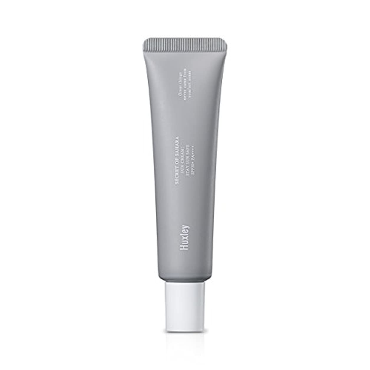 間に合わせ仕える祝福Huxley Sun Cream;Stay Sun Safe 35ml (SPF50+ PA++++)/ハクスリー サンクリーム;ステイ サン セーフ 35ml (SPF50+ PA++++) [並行輸入品]