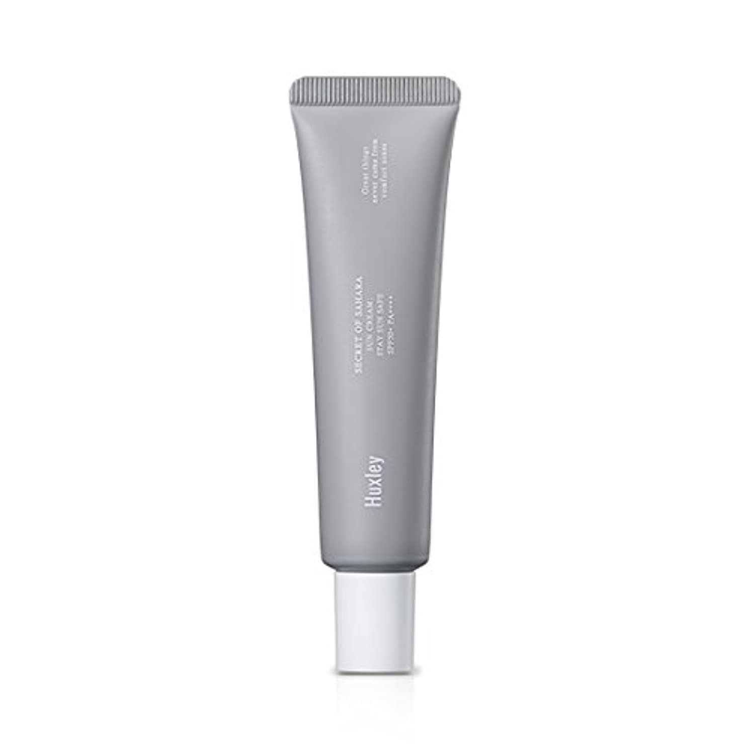 世論調査耳理解Huxley Sun Cream;Stay Sun Safe 35ml (SPF50+ PA++++)/ハクスリー サンクリーム;ステイ サン セーフ 35ml (SPF50+ PA++++) [並行輸入品]