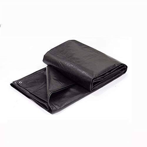 Lona de protección De grosor en color Negro de tela a rayas...