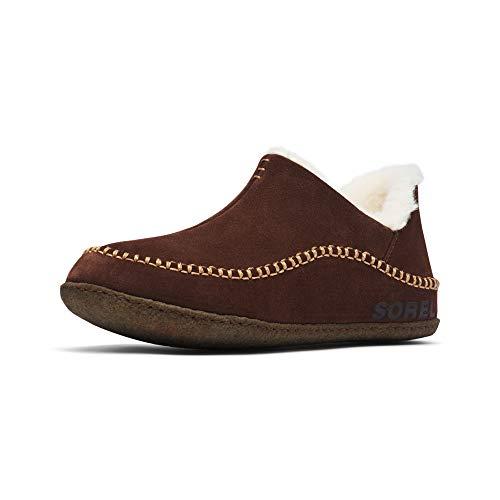Sorel Men's Manawan II Slippers, Tobacco/Elk, Brown, 9 Medium US