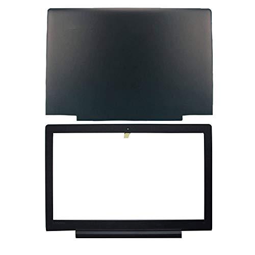 YUHUAI Piezas de repuesto para portátil Lenovo IdeaPad 700-15 700-15ISK LCD superior y LCD frontal bisel cubierta caso