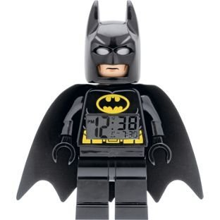 LEGO Heroes Batman Figure Alarm Clock. by LEGO