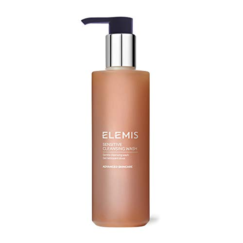 ELEMIS Sensitive Cleansing Wash, limpiador facial suave 200 ml