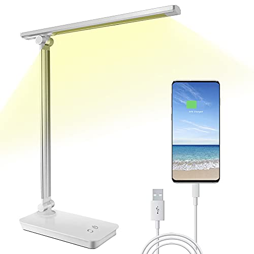 SunTop Lampada da Tavolo LED,Lampada Scrivania 3...