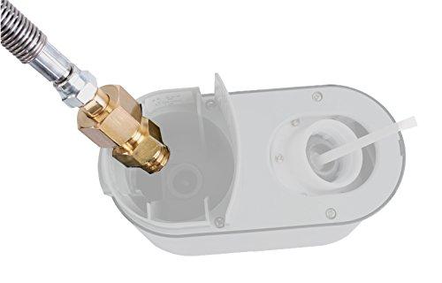 Adapter-Hochdruckschlauch für Trinkwassersprudler Soda Stream, Soda Max, SodaStream Crystal, Penguin, Play, Cool - 6