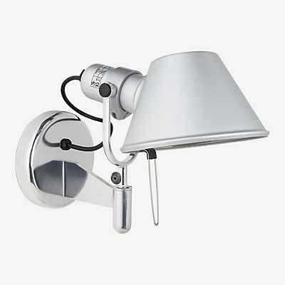 Artemide Tolomeo Faretto LED ohne Schalter, Aluminium poliert & eloxiert, 3.000 K