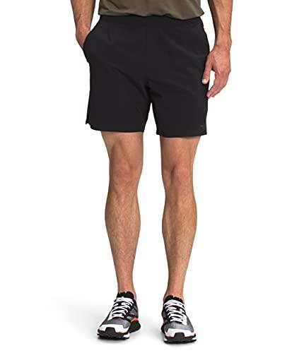 The North Face Men's Wander Short, TNF Black, XL-REG