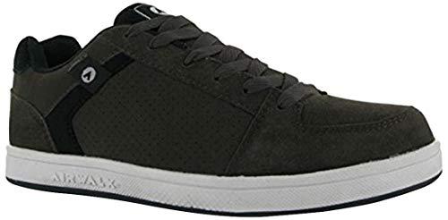 Zapatillas Airwalk para hombre, de ante, color Marrón, talla 45