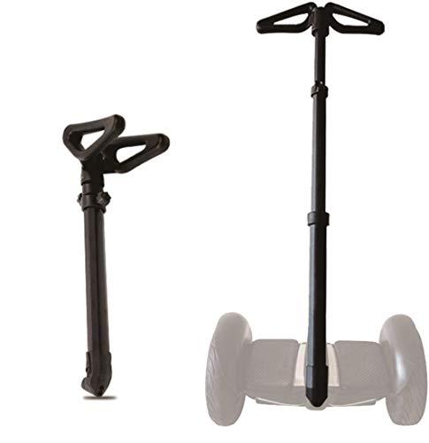 GLDYTIMES FEC Adjustable Handlebar Handle Stand Release Knee Pressure Replacement for Nine miniPRO miniLITE S Self Balance Hoverboard(Handlebar Only) Black