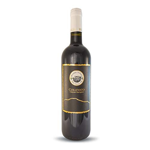 Vino Rosso Toscana IGT - Collevato Riserva 2018 - Monte Solaio - Cabernet in purezza - Bottiglia 0,75 L