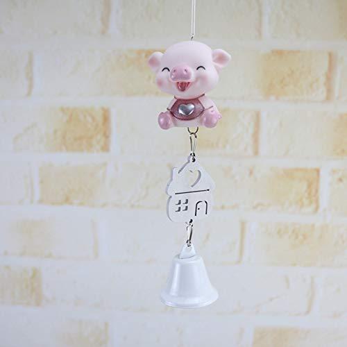 RONSHIN PVC varken baby wind Chime auto hanger deur en raam decoratieve ambachten opknoping decoratie kamer decoraties