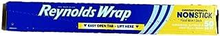Reynolds Wrap Non-Stick Aluminum Foil, 50 Square Feet
