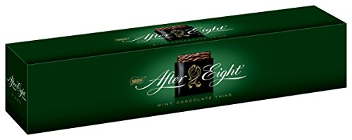 Nestle After Eight - Láminas de Chocolate con Menta - 400 g