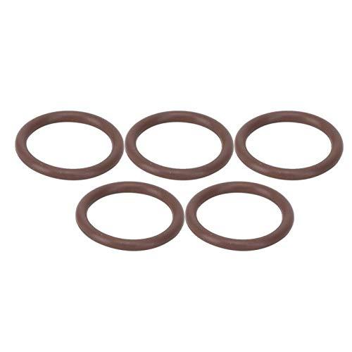 Equipo de buceo de buceo importado duradero O Ring de alta calidad, para el uso de equipos de buceo(18.72 * 2.62)