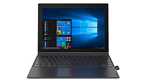 2019 Lenovo Miix 630 12.3 inches FHD Thin 2-in-1 Tablet Qualcomm Snapdragon 835 4GB RAM 128GB SSD Active Pen (Renewed)