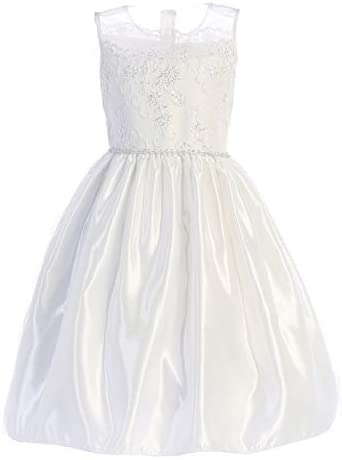 First Communion Dresses for Girls 7 16 Holy 1st Communion Dress White Vestidos de Primera Comunion product image