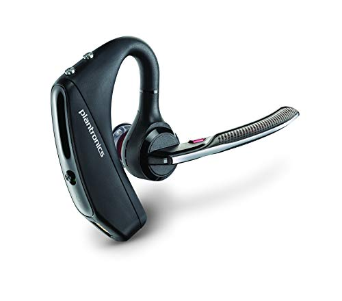 Plantronics Voyager 5200 Bluetooth Headset Black Bluetooth Headphones and Headsets