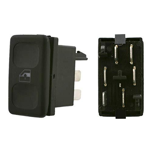 febi bilstein 14080 Schalter für elektrische Fensterheber , 1 Stück