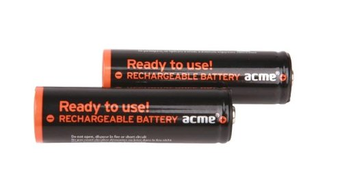 Acme United NiMh R06 Rechargeable battery Nichel-Metallo Idruro (NiMH)