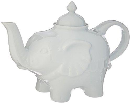 BIA CORDON BLUE Elephant Tea Pot, 1 EA