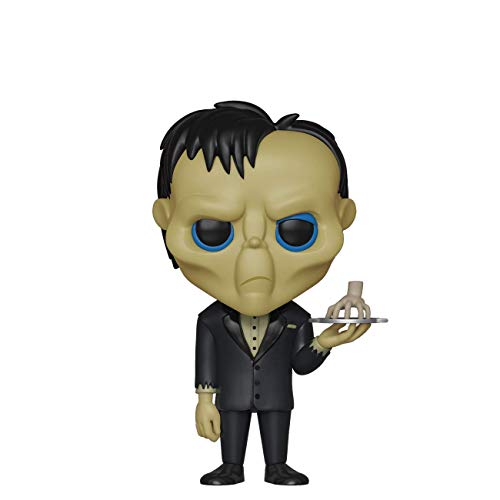 The Addams Family Lurch with Thing Pop! Movies Figura de Vinilo