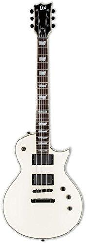 LTD 208371 EC-401 - Guitarra eléctrica, color blanco