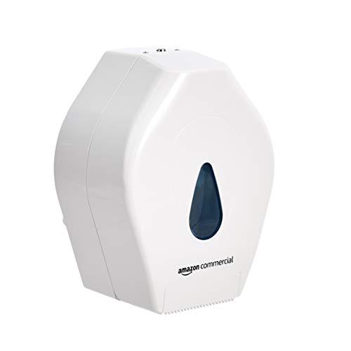 AmazonCommercial - Dispenser per carta asciugamani mini jumbo