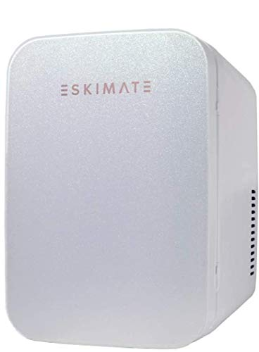 ESKIMATE 6 LiterCompact Portable Mini Fridge for Bedroom, Office, Car, Dorm with Thermoelectric...