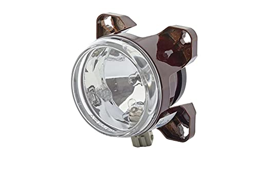 HELLA 1K0 008 191-131 FF/Halogène-Optique, projecteur longue portée - 90mm Essential - 12V - rond - Chiffre de référence: 12.5 - Montage encastré - disperseur limpide - avant