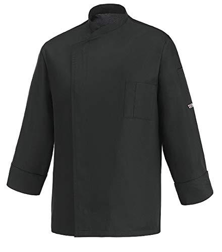 Giacca cuoco Ottavio nera (L)