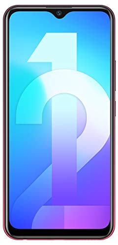 Vivo Y12 (Burgundy Red, 3GB RAM, 64GB Storage)