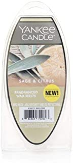 Yankee Candle SAGE & Citrus 6-Pack Fragranced Wax Melts