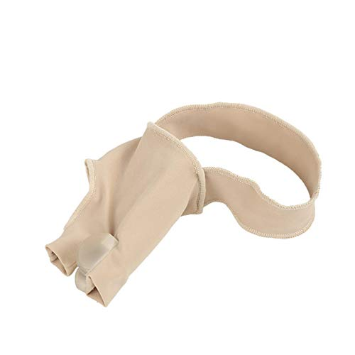 Color Yun Pulgar Valgus Corrección Separador de Dedos Alineador de Silicona Corrector de juanete Protector de juanete para Hombres y Mujeres