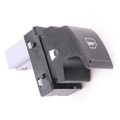 DONGMAO Interruptor de la Ventana de Encendido Botón de Interruptor de Control eléctrico para Skoda Fabia 2 Octavia 1Z3 Roomster 5J Excelente 3T5 OE 5J0959855