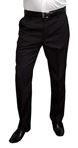 NGB Herren Anzughose in der Farbe Schwarz Größe 29