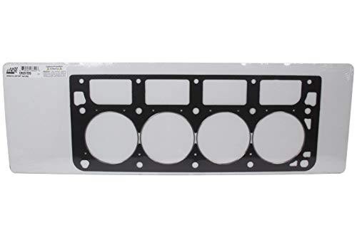 Cylinder Head Gasket, Vulcan Cut Ring, 4.150 in Bore, 0.059 in Compression Thickness, Composite, GM LS-Series, Each -  SCE GASKETS, CR201559