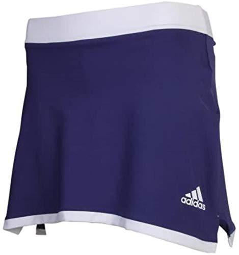 adidas - Tennis-Skorts für Damen in Weiß, Größe S-36