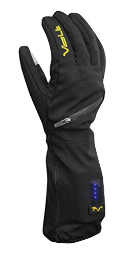 Volt Heated Glove Liner 7 Volt Rechargeable (Large)