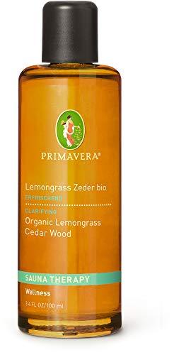 Primavera Life Bio Aroma Sauna Lemongrass Zeder bio (2 x 100 ml)