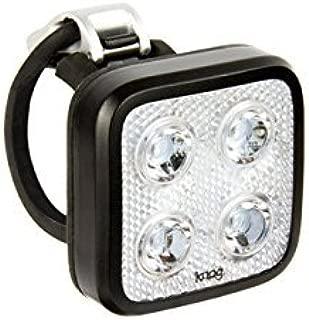 Knog Blinder Mob USB Rechargeable Four Eyes Front Bike Light - Black by Knog Blinder Mob