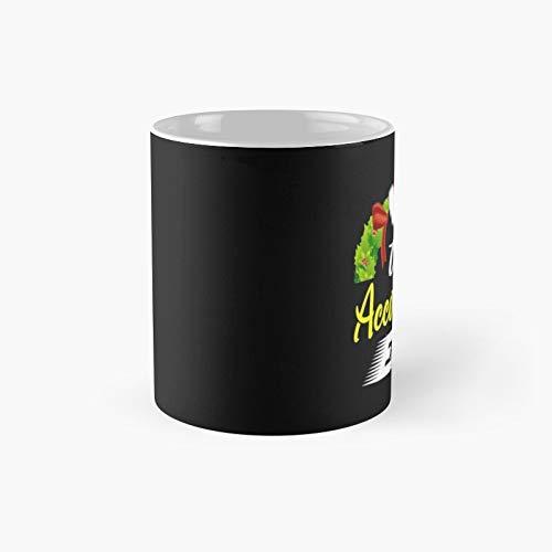 Regalo divertido para la familia de elfo de contador de Navidad para la taza clsica de las mejores tazas de caf de 325 ml