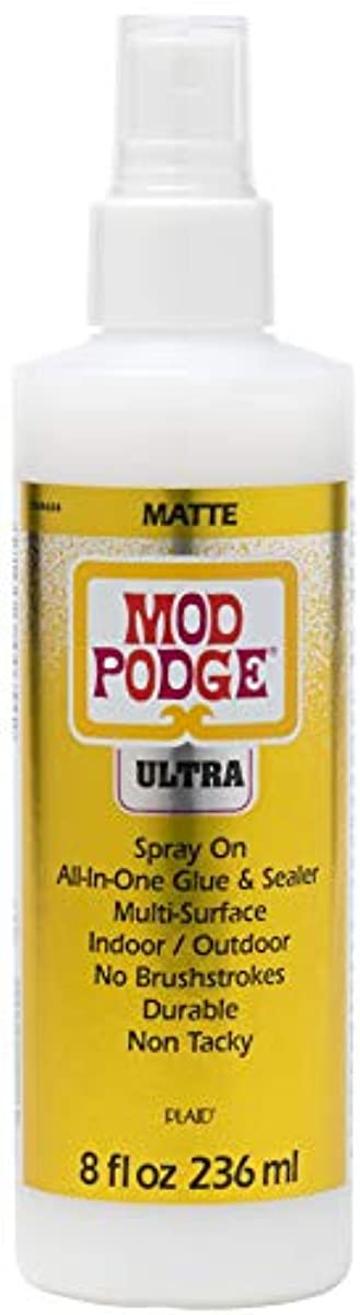 Mod Podge Ultra Matte (8 Ounce), CS44654