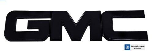 All Sales 96500K Grille Emblem, Black