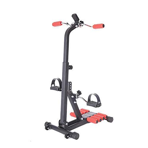 woyaochudan UpperLower Extremity Training Machine Rehabilitation Exercise Bike Therapy Trainer for Physiotherapy Body Exercise
