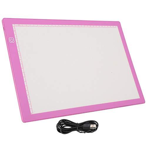 KUIDAMOS Tableta gráfica Digital Ligera de Forma clásica, con Cable USB,
