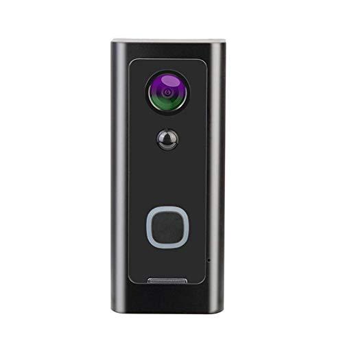 YANGSANJIN Video Doorbell hoogwaardig Doorbell Smart Doorbell WiFi bewakingscamera 720P HD WiFi nachtzicht audio bidirectioneel nachtzicht afstandsbediening afstandsbediening