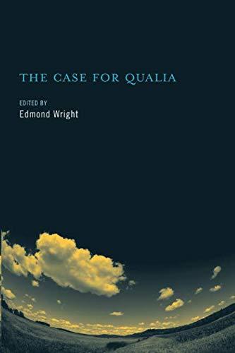 Price comparison product image The Case for Qualia (MIT Press) (A Bradford Book)
