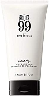 House 99 by David Beckham Polish Up Body & Hair Wash 150ml