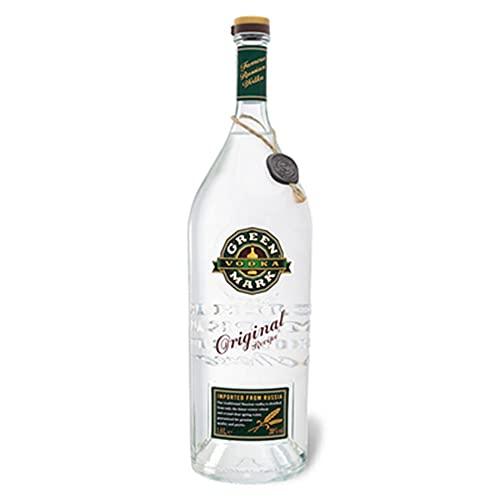 Vodka Green Mark 1L russischer Wodka Zelionaja Marka